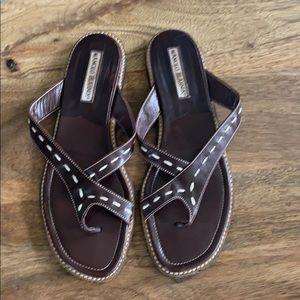 Manilo Blahnik Sandals